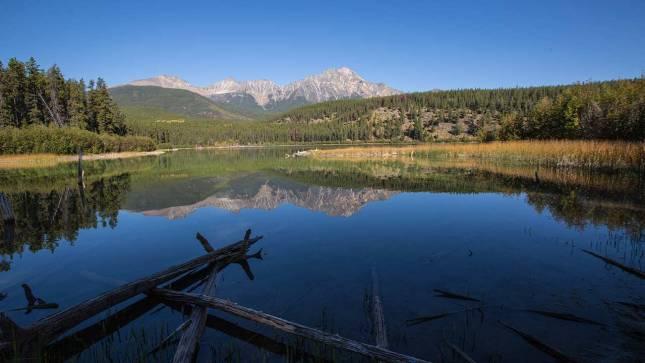 Einer von vielen schönen Seen.