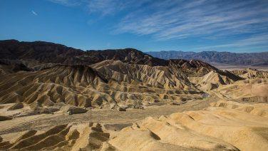 Death Valley: unwirtliche Landschaft. Aber trotzdem faszinierend.