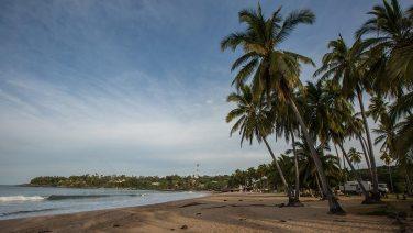 Der Chacala-Beach ist der schönste Campground bisher.