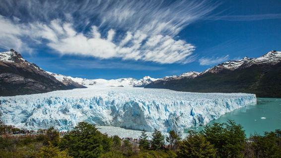 Wänn macht de Gletscher s'Chalb?