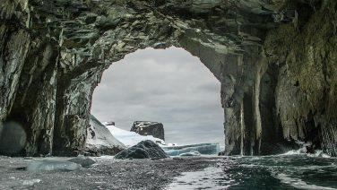 Da hat's ne Höhle.