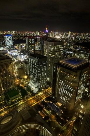 Tokyo. Die Stadt schläft nie.