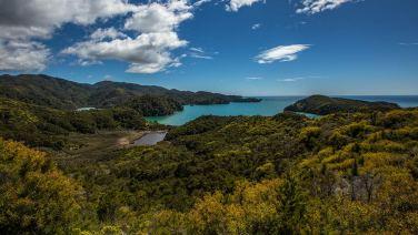 Wir geben uns den Abel-Tasman-Hike.