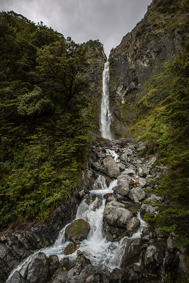 Wasserfall Nr. 21.