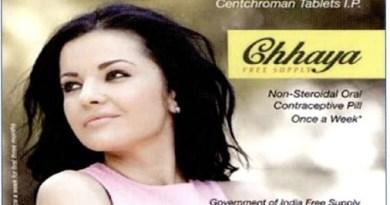 Chhaya Contraceptive Pills