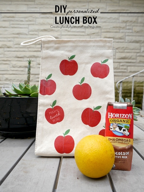 lunch-box-1DIY Personalized Lunch Bag Creating Really Awesome Fun Things