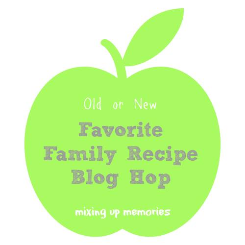 Old or New Favorite Family Recipe Logo