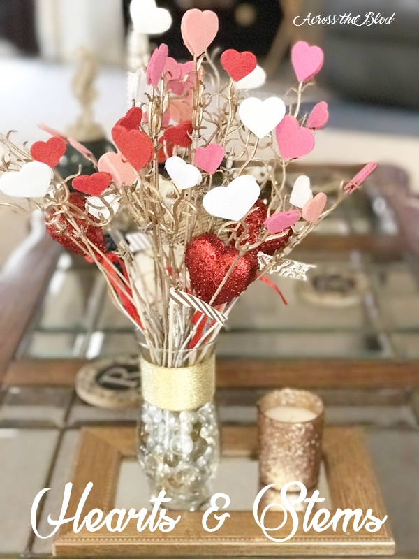 Hearts & Stems Valentine