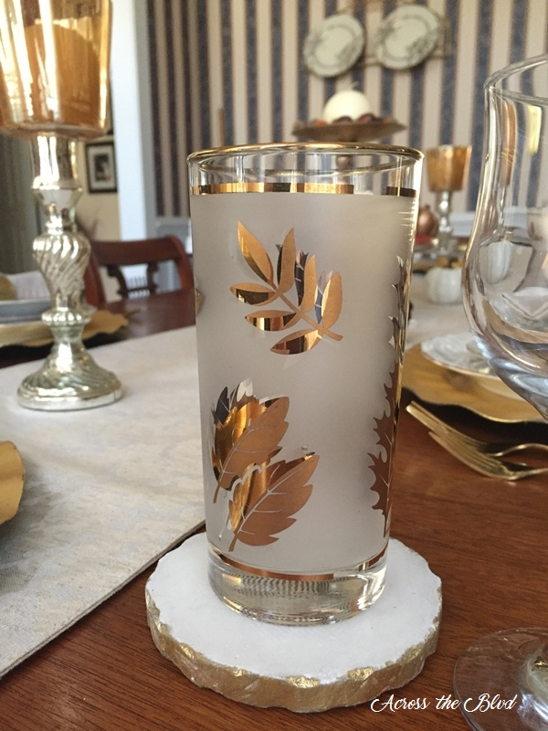 Thanksgiving Dining Room Decor