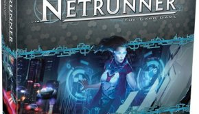 Android: Netrunner card game box