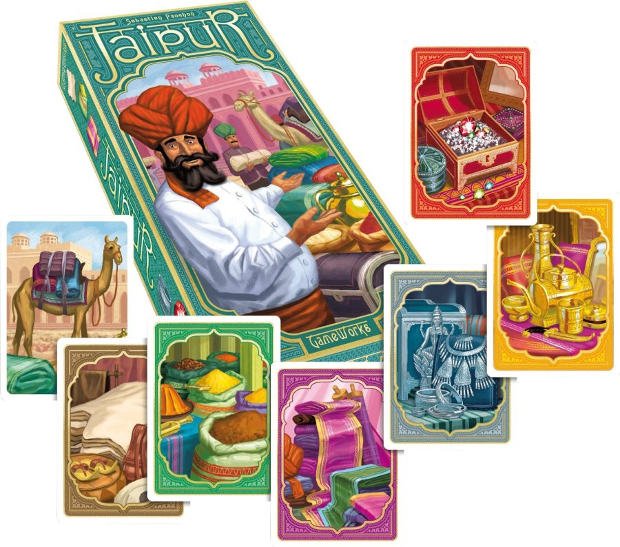 Jaipur board game