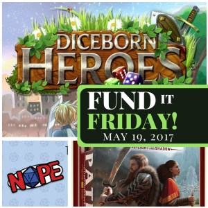 Fund It Friday May 19