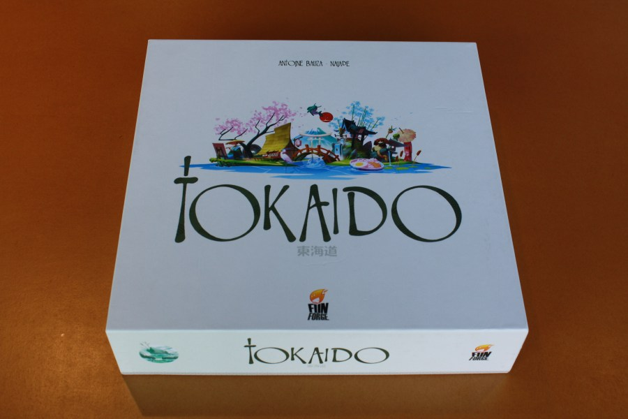 Tokaido board box