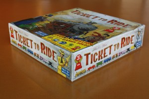 Ticket to Ride Box