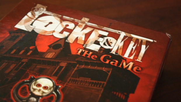 Locke & Key the card game