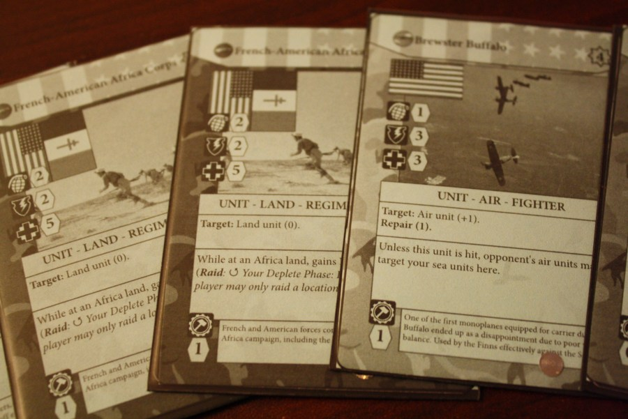 WWII The Card Game