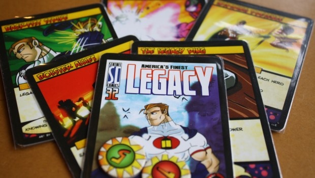 Sentinels of the Multiverse Legacy