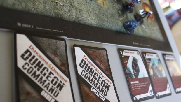 Dungeon Command Lolth Cards