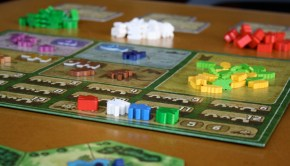 Power Grid: The First Sparks board