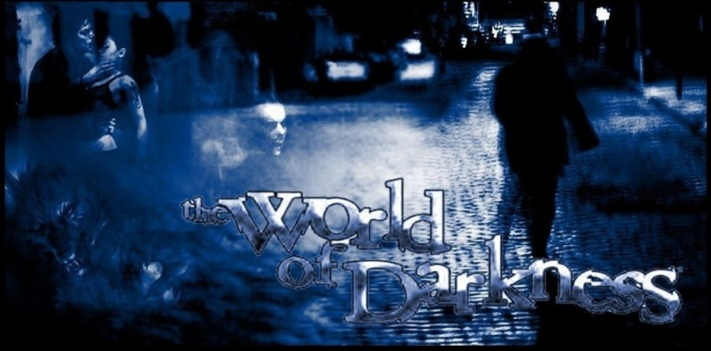 World of Darkness logo