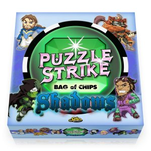 Puzzle Strike Shadows box art