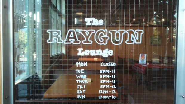 raygun lounge board game cafe