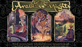 tales of arabian nights box cover