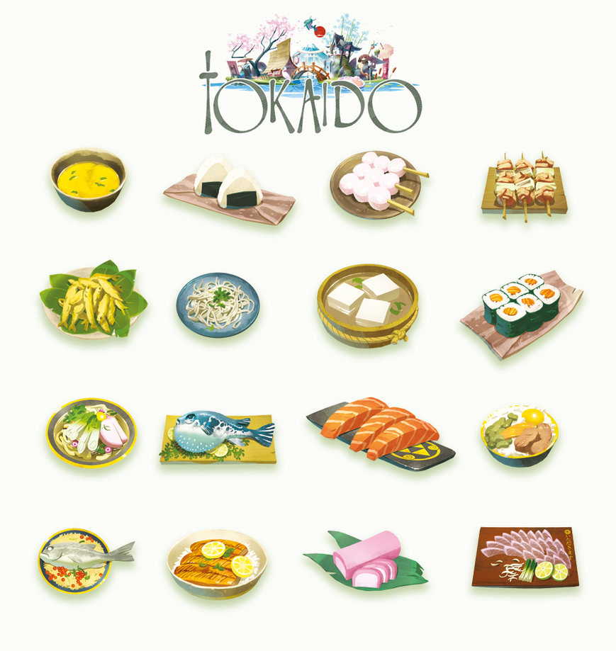 tokaido board game by naiiade-d5lcitk
