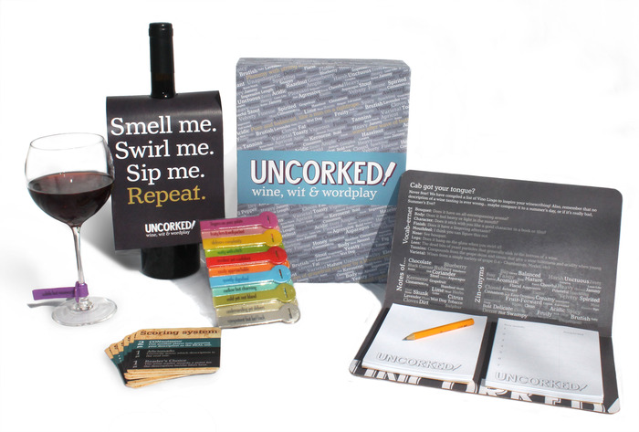 uncorked kickstarter game
