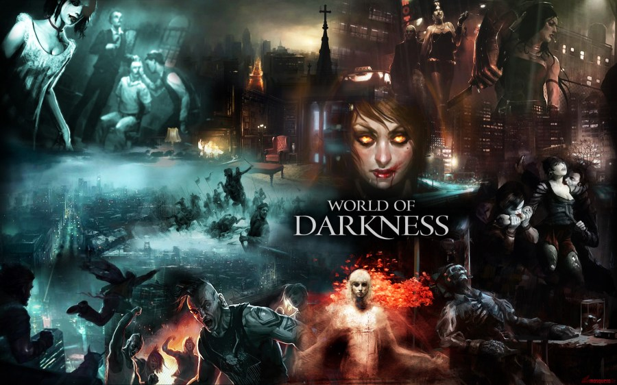 world of darkness cover