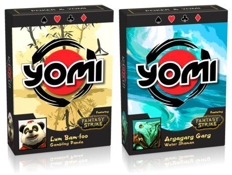 yomi card game