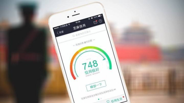 Image result for china social credit