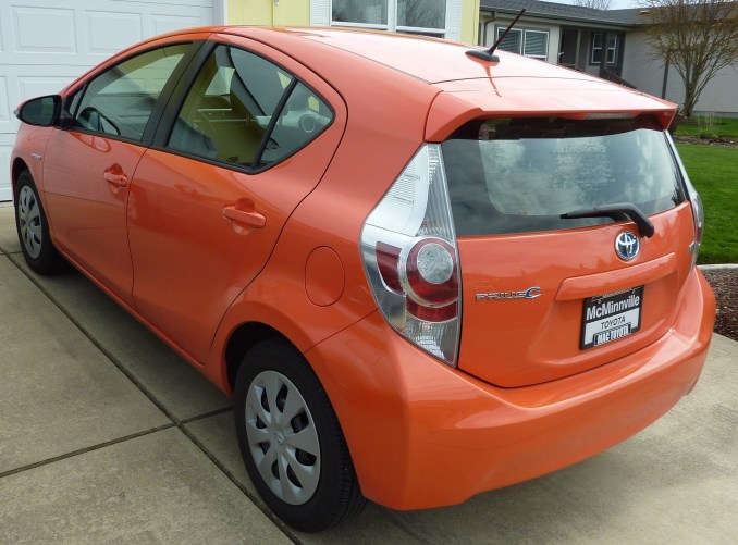 Standard hybrid cars