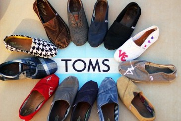 In December 2010 I was contacted by the head of the TOMS Shoes giving  program and asked if I would be interested in bringing together a team to  submit a ... ead0406dec72