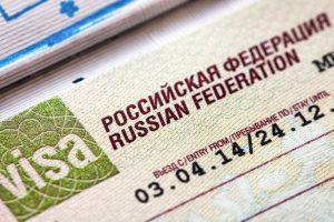 Visa russe