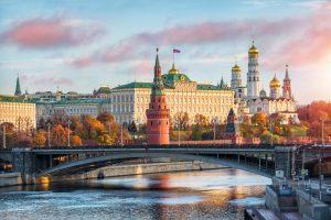 Visiter la ville de Moscou