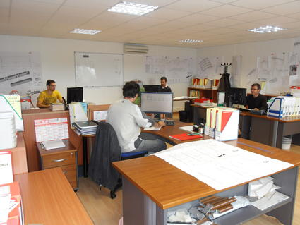 design and engineering office acs production bhd group specialist in metal and textile architecture