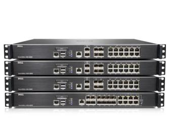 SonicWALL NSA 2600 Network Security
