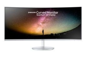 Samsung LC34 Curved Monitor features