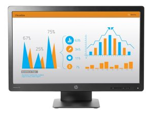 HP ProDisplay P232 LED Monitor Image