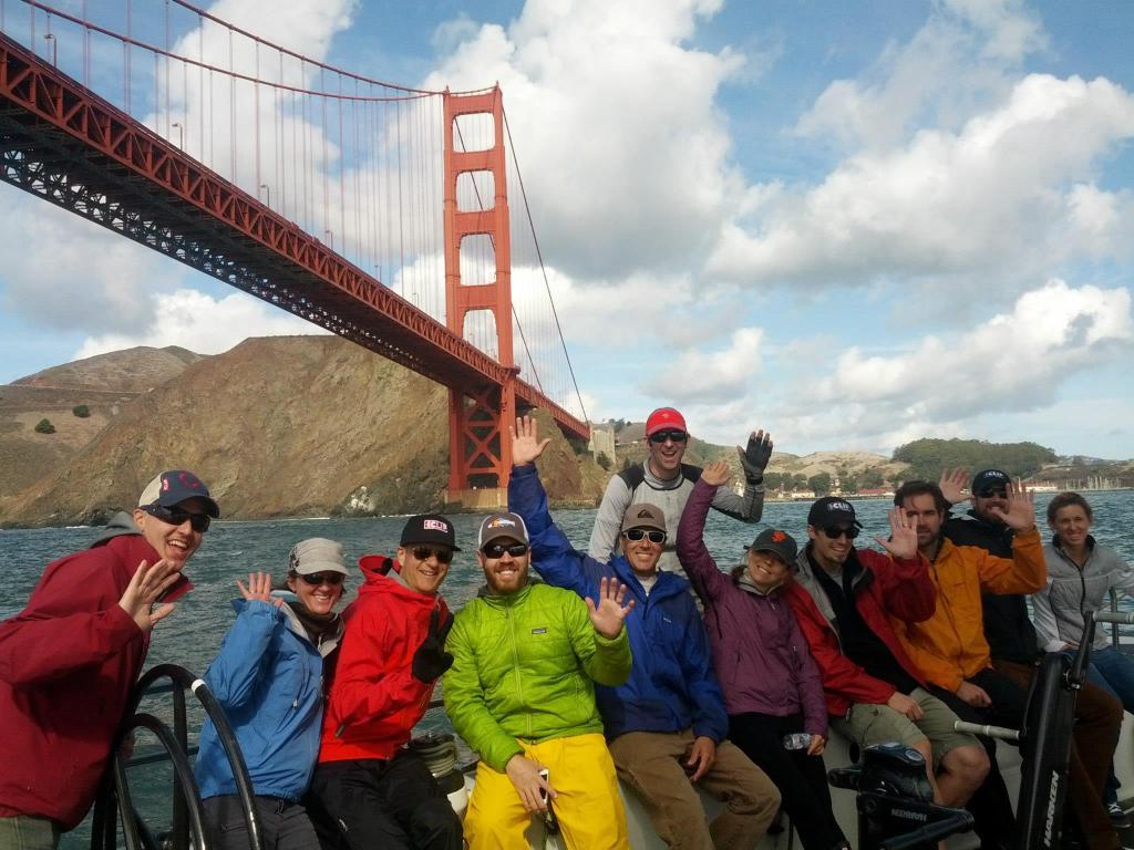 San Francisco Sailing Tours | Day Sail