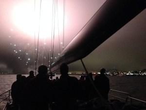 4th of July on San Francisco Bay |ACsailingSF