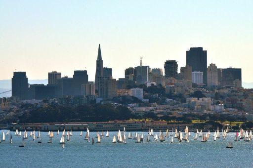 Three Bridge Fiasco 2019 is something to look forward to on San Francisco Bay