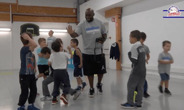 [VIDEO] L'escapade de l'école de Basket