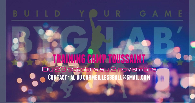 [Évènement] Camp Build Your Game Toussaint