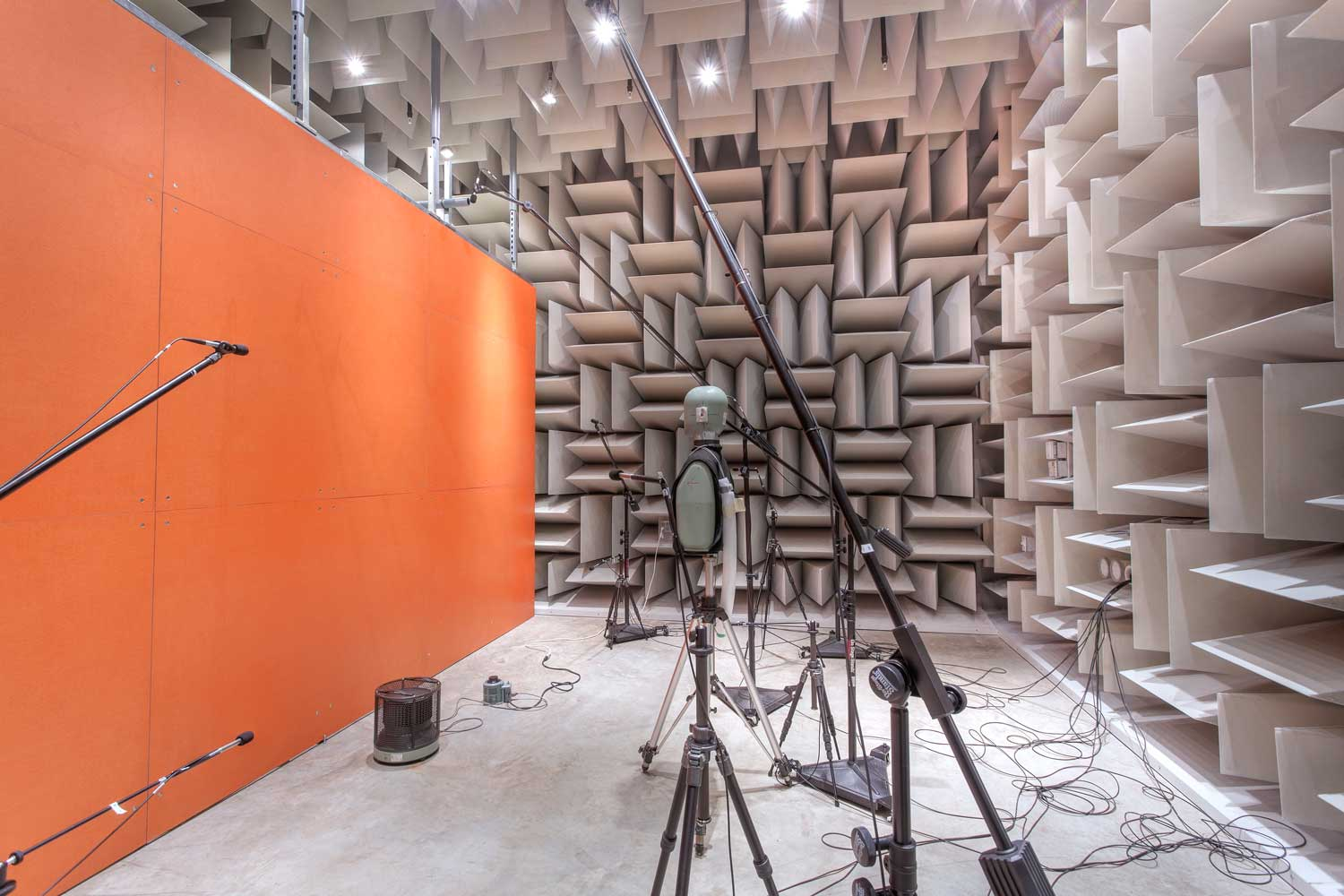 Noise And Vibration Testing