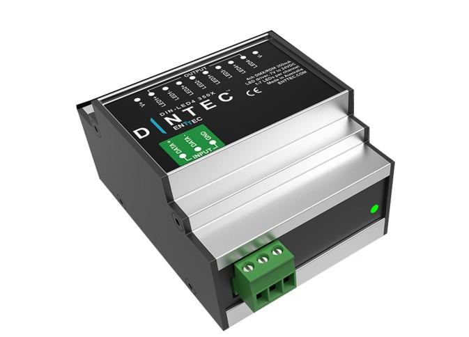 DIN LED4 350X