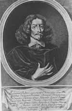 Portrait of John Bulwer