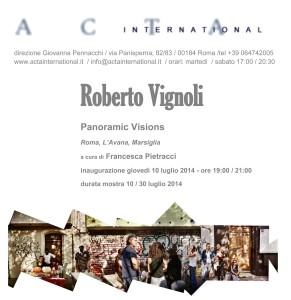 1. invito - Roberto Vignoli