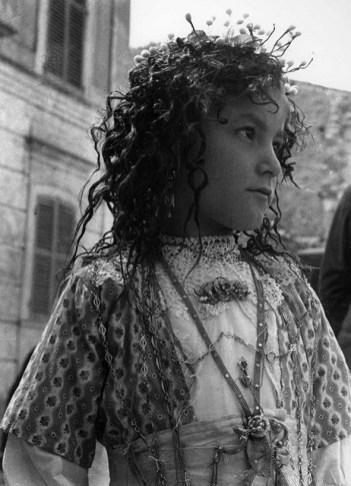 Abruzzo - Festa delle Verginelle di Rapino - 1935 - cs